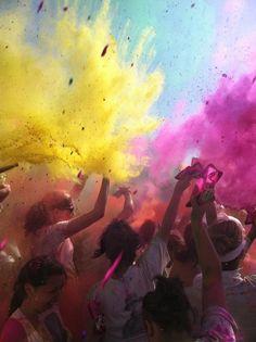 Celebration @The Color Run ™