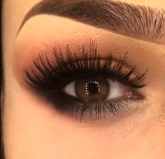 Makeup of the Day: smokey eye by Jocieo. Browse our real-girl gallery #TheBeautyBoard on Sephora.com & upload your own look for the chance to be featured here! #Sephora #MOTD