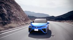 Toyota's first hydrogen car is priced to go head-to-head with Tesla
