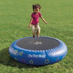 Inflatable Trampoline Pool