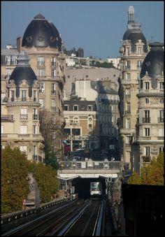 Passy in Paris