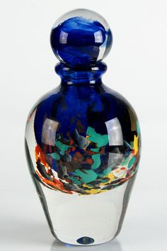 Jean Claude Novaro Original Hand-Blown Glass, Hand Blown Glass