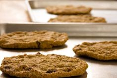 Our Secret Recipes: Great Harvest Bread Chocolate Chip Cookies