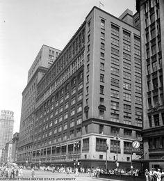 J. L. Hudson Co. Department Store