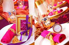For a Magical Engagement Party, Make It a Moroccan Theme