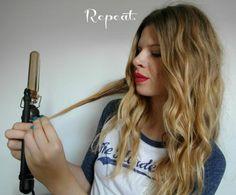How to Do Boho Curls | Divine Caroline