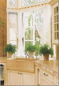 beautiful lead glass windows