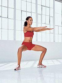 Brazilian butt workout.