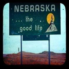 Nebraska will always be my home!