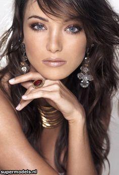 Supermodel Cassi Colvin