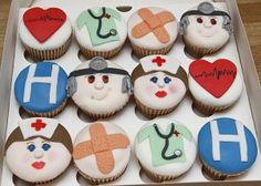 Hospital Cupcakes - Sweetest Sensation