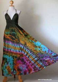 Tie Dye Dress :)