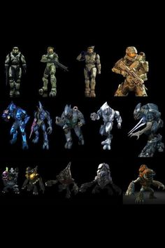 Halo: Evolved