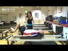 Pilates studio tour at Central YMCA Club - YouTube