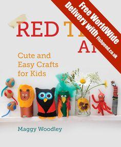 25 Pom Pom Crafts to make you Pom Pom CRAZY! - Red Ted Art's Blog : Red Ted Art's Blog