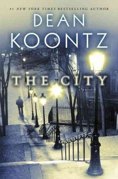The city : a novel by Dean Koontz.  Click the cover image to check out or request the bestsellers kindle.
