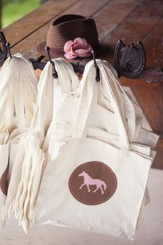 Vintage Pony Party with SO MANY CUTE Ideas via Kara's Party Ideas | KarasPartyIdeas.com #Vintage #Horse #Pony #PartyIdeas #PartySupplies