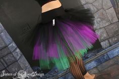 tutu skirts, bachelorette parties, student, costume ideas, dance costumes, adult witch costume, adult costume tutus, petticoat, black
