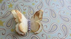 Make a Scrapbook Paper Butterfly Embellishment