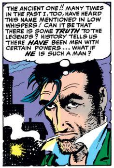 Strange Tales #115, Steve Ditko, Dr. Strange, Marvel Comics