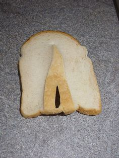it's amazing what the internet has... vagina bread.