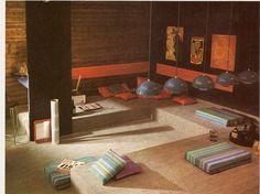 The Conversation Pit by glen.h, via Flickr