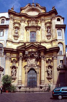 chiesa di S. Maria Maddalena, Roma