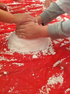How to make fake snow :)
