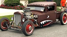 Rat Rod ride, car, rat rods, rat rod trucks, bike, 555 greaserratrod, paint job, hot rods, rats