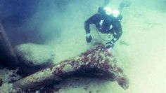 Swedish divers unearth Stone Age settlement