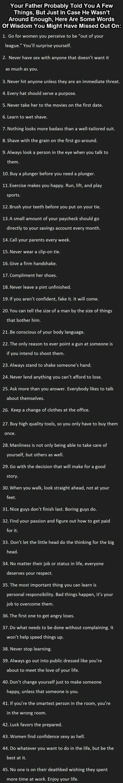 45 Ultimate Tips For Men.