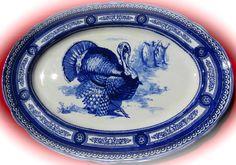 """Royal Doulton HUGE 23+"""" Platter"""