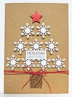 Christmas Cards with David Tutera Celebrate! : Core'dinations ColorCore Cardstock® | Scrapbook Cardstock Paper, Projects, Tips, Techniques a...