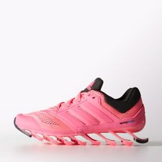 Adidas Springblade Drive running shoes. $180