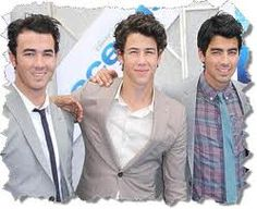 ~Jonas Brothers! I don't care what other people say, I'm a Jonatic