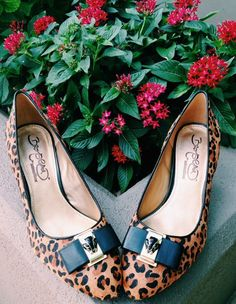 Weekdays don't have to be dull. Get 'wild' this week with the David Bromstad for Naturalizer Grifton in this cheetah print!