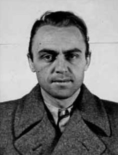 SS Sturmbannführer (Major) Alfred Helmut Naujocks, alias Hans Müller, etc. (9.20.1911 – 4.4.1966.) 1939: He leads a group of German officers into Gleiwitz, a small town in German Silesia, dressed as Polish soldiers and takes over a German radio station -- he makes a statement of attack against Germany as a Polish soldier, backed by gratuitous gunfire. Even though very few people hear the declaration, Hitler can now use it to justify an attack on Poland by Germany, which in turn provoked WWII.