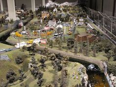 Choo-Choo Barn • Insider Tip: Not just for kids, this model train display is 1700 square feet of miniature wonder. You can typically get free admission on several Fridays in December by bringing along a non-perishable food item.