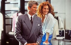 """1990: In the film """"Pretty Woman,"""" a """"beautiful prostitute"""" (Julia Roberts) goes shopping on Rodeo Drive and is snubbed by salespeople who are dismayed by her appearance. The next day her """"client"""" (Richard Gere) takes her out on a shopping spree, eventually returning to the shop that snubbed her to remind the clerks of the purchases they could have overseen. Shopping binges in the movies would never be the same."""