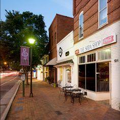 Best College Towns - Davidson, NC