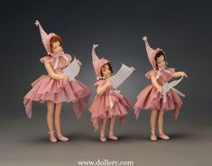 *LULLABY LEAGUE ~ R. John Wright Collectible Dolls