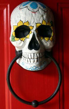 Day of the Dead Doorknocker