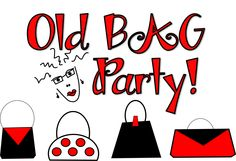 Old Bag Party - Bring an old bag/purse, everyone who brings a bag gets tickets for a drawing. Donate all of the old bags/purses to a women's resource center for women entering the workforce, etc. #ThirtyOneParty #ThirtyOneGives