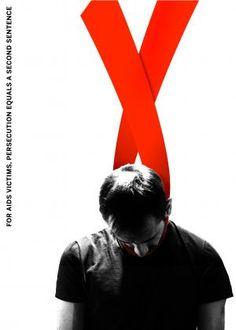 Hiv+ poster