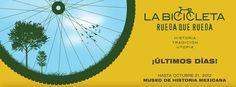 ¡ÚLTIMOS DÍAS! La Bicicleta. Rueda que Rueda. Hasta el 21 de octubre. 2012. Martes y domingo TODOS entramos GRATIS.