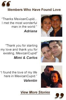 mexican cupid dating and marriage