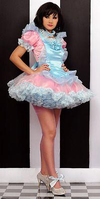 colorful maid