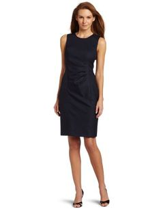 Dress Boutique — Jones New York Women's Faux Wrap Dress