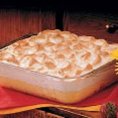 Coconut Cream Pudding Recipe
