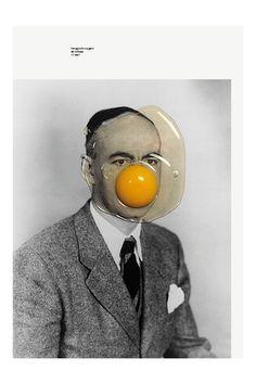 Heh. Egg on face.